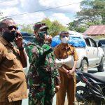 Imbas Kontak Tembak KNPB Papua, Danrem 182 Instruksikan Kawal 96 Pengungsi Mayerga