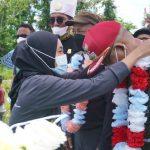 Walikota Hadiri Grand Launcing Suaka Paruh Bengkok dan Launching Buku Burung Indah Maluku Utara